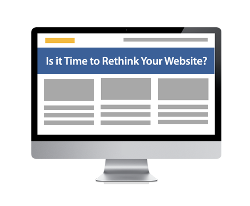 Rethink Your Website